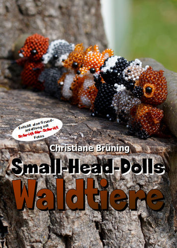 Small-Head-Dolls - Waldtiere