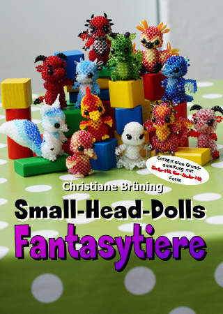Small-Head-Dolls - Fantasytiere