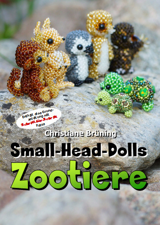 Small-Head-Dolls - Zootiere