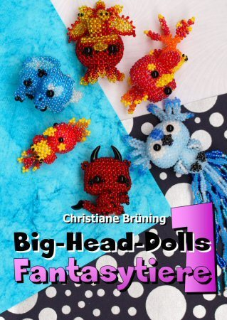 Big-Head-Dolls - Fantasytiere 1