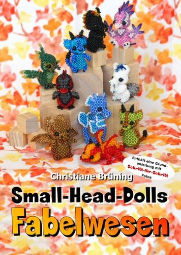Small-Head-Dolls - Fabelwesen
