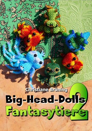 Big-Head-Dolls - Fantasytiere 2
